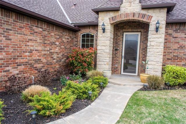 717 Carol Ann Place, Moore, OK 73160 (MLS #860631) :: KING Real Estate Group