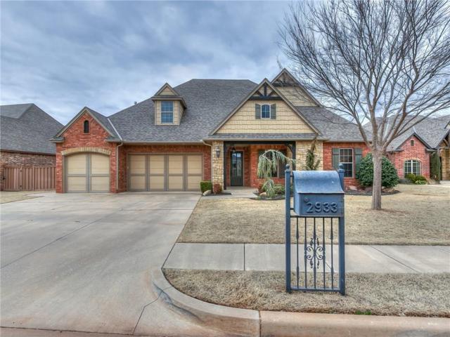 2933 Katie Lane, Edmond, OK 73012 (MLS #860737) :: Homestead & Co