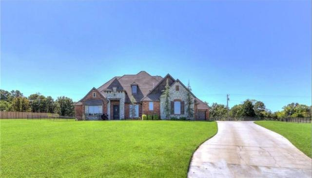 930 Hunters Hollow, Choctaw, OK 73020 (MLS #860739) :: KING Real Estate Group