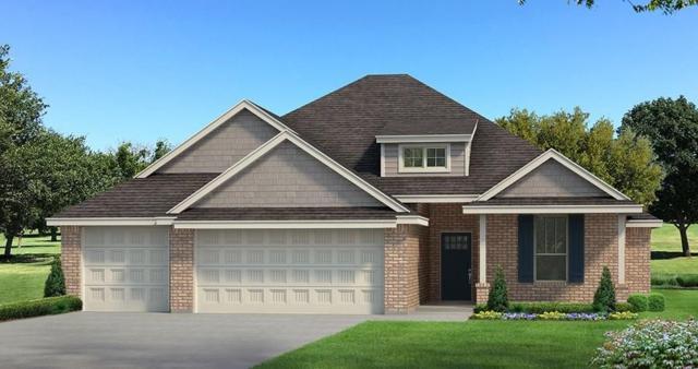 1404 N Beale Terrace, Mustang, OK 73064 (MLS #860768) :: Homestead & Co