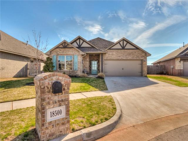 18500 Maidstone Lane, Edmond, OK 73012 (MLS #860789) :: Homestead & Co