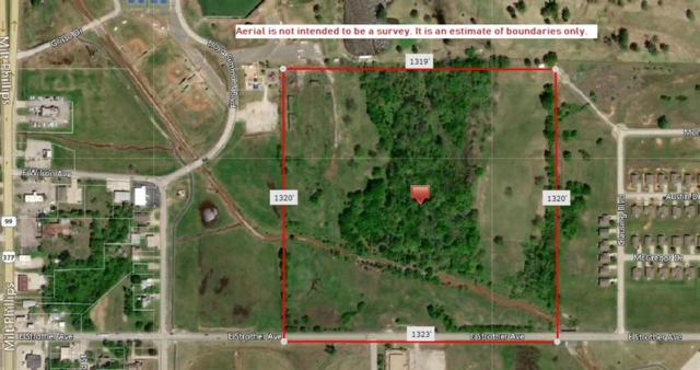 Strother Avenue, Seminole, OK 74868 (MLS #860862) :: KG Realty