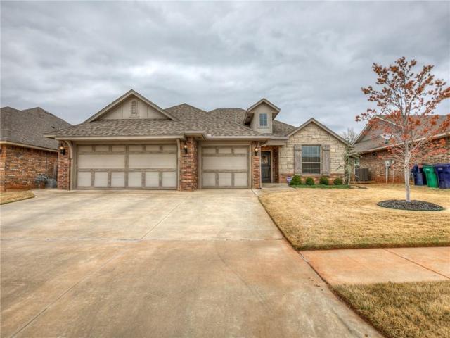 8417 NW 141st Circle, Oklahoma City, OK 73142 (MLS #860950) :: Homestead & Co
