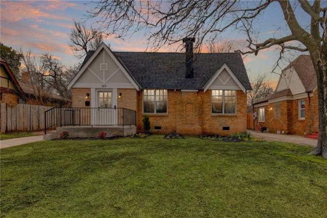 928 NE 17th Street, Oklahoma City, OK 73105 (MLS #861024) :: Homestead & Co