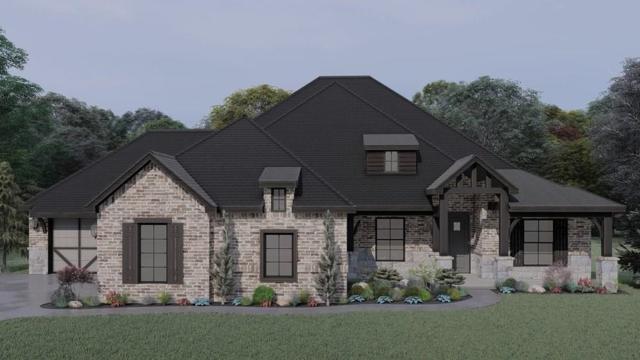 2291 Summit Circle, Blanchard, OK 73010 (MLS #861042) :: Homestead & Co