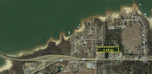 120 Olde Channel Point Road, Eufaula, OK 74432 (MLS #861183) :: Homestead & Co