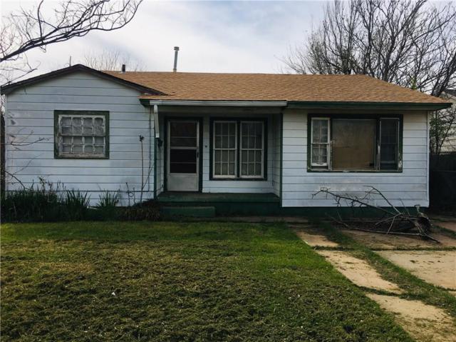 117 Pine Avenue, Altus, OK 73521 (MLS #861198) :: Homestead & Co