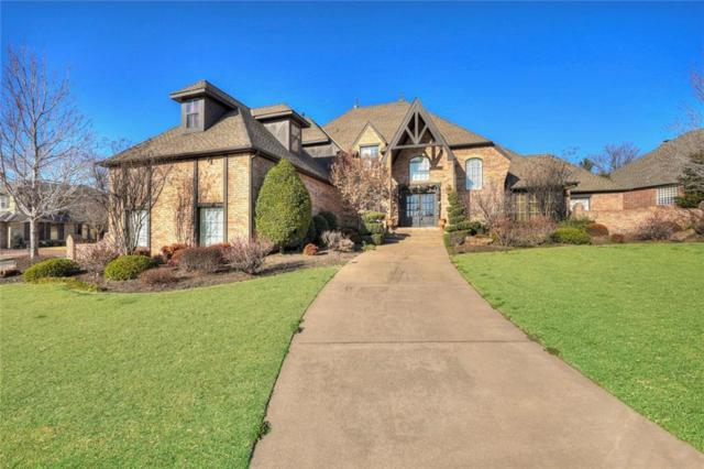3201 Sawgrass Road, Edmond, OK 73034 (MLS #861234) :: Homestead & Co