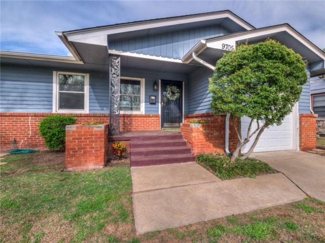 9705 Ridgeview Drive, Oklahoma City, OK 73120 (MLS #861337) :: Homestead & Co