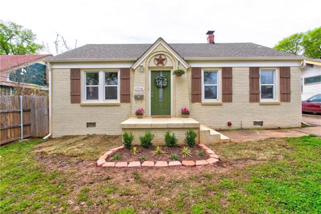 1710 NW 38th Streets, Oklahoma City, OK 73118 (MLS #861358) :: Homestead & Co