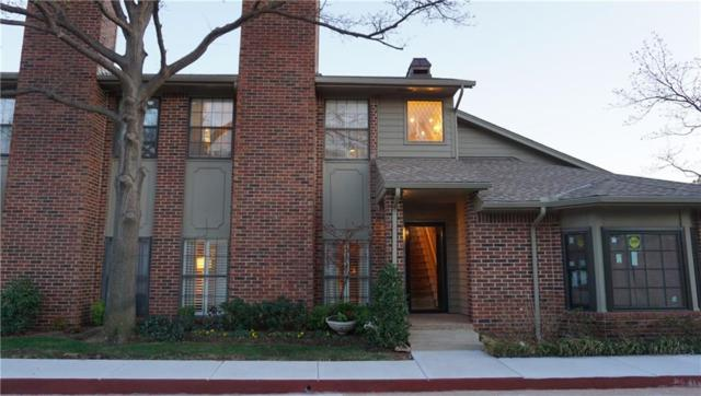 6204 Waterford Boulevard #23, Oklahoma City, OK 73118 (MLS #861396) :: Homestead & Co