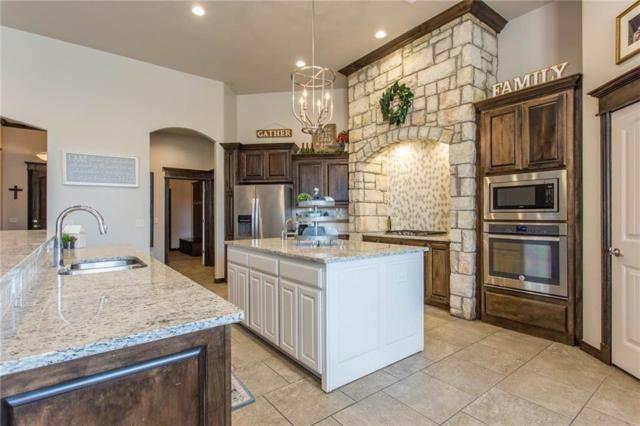 14617 Wayfield Circle, Oklahoma City, OK 73134 (MLS #861400) :: Homestead & Co