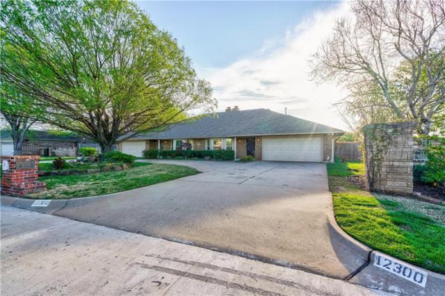 12300 Green Valley Drive, Oklahoma City, OK 73120 (MLS #861505) :: Denver Kitch Real Estate