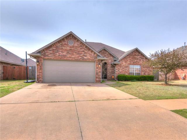 8912 NW 113th Street, Oklahoma City, OK 73162 (MLS #861591) :: Homestead & Co
