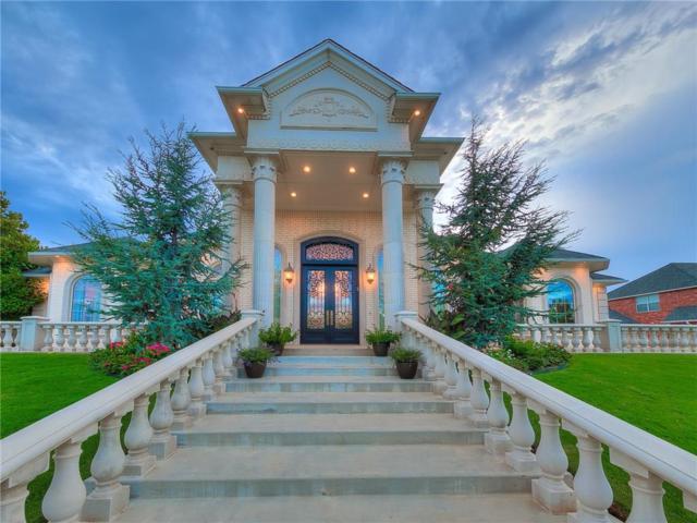 8309 NW 125 Street, Oklahoma City, OK 73142 (MLS #861605) :: Homestead & Co
