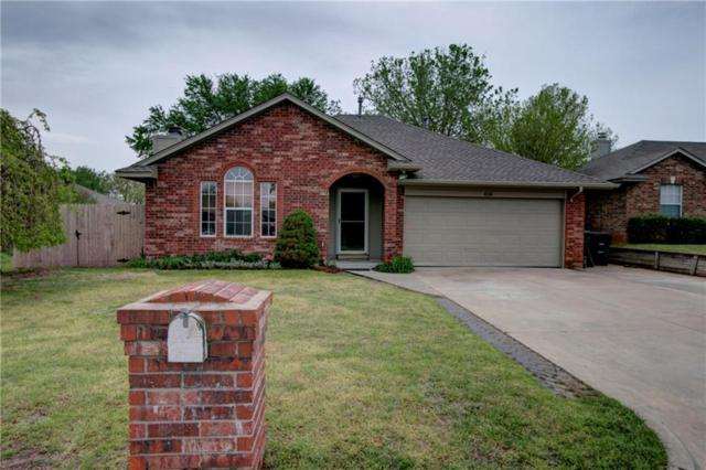 636 NW 20th Street, Moore, OK 73160 (MLS #861677) :: KING Real Estate Group