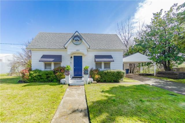 1854 Church Avenue, Harrah, OK 73045 (MLS #861720) :: KING Real Estate Group