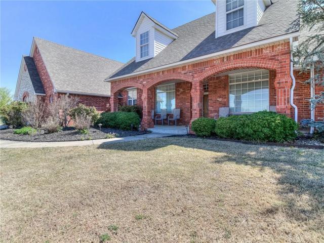 2144 Clearwater Drive, Choctaw, OK 73020 (MLS #861794) :: Homestead & Co