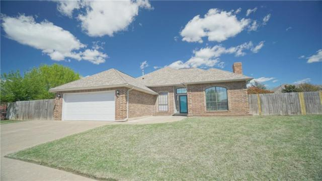 600 SW 156th Place, Oklahoma City, OK 73170 (MLS #861803) :: KING Real Estate Group