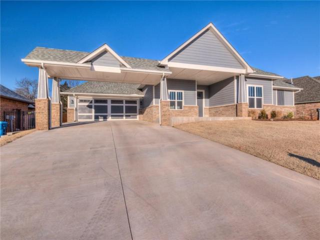 2425 Rumble Lane, Edmond, OK 73034 (MLS #861819) :: Erhardt Group at Keller Williams Mulinix OKC