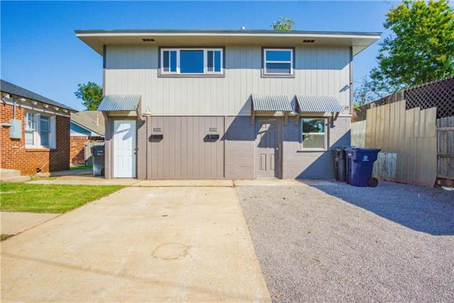 546 SW 35th Street, Oklahoma City, OK 73109 (MLS #861828) :: Erhardt Group at Keller Williams Mulinix OKC