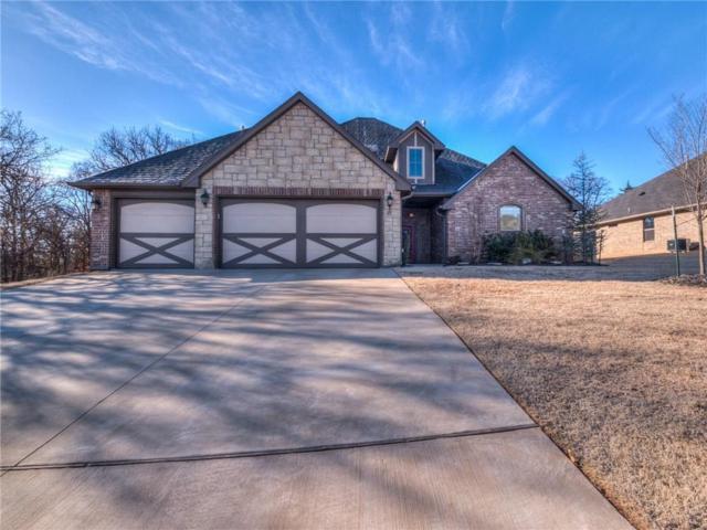 7308 Whirlwind Way, Edmond, OK 73034 (MLS #861835) :: KING Real Estate Group