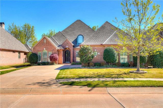 3316 Stone Brook Court, Oklahoma City, OK 73120 (MLS #861839) :: KING Real Estate Group