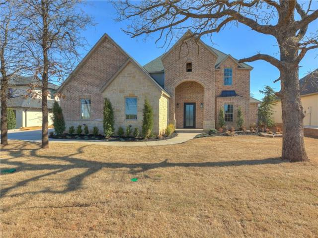 6416 Wentworth Drive, Edmond, OK 73025 (MLS #861850) :: KING Real Estate Group