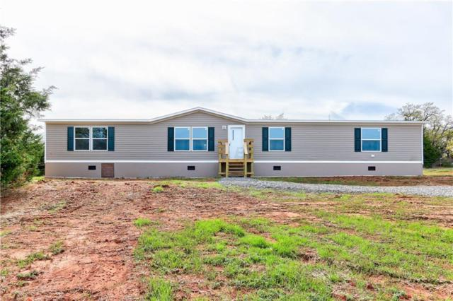 10825 Coyote Circle, Arcadia, OK 73007 (MLS #861878) :: KING Real Estate Group