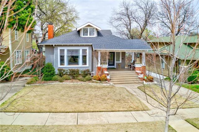 617 NW 17th Street, Oklahoma City, OK 73103 (MLS #861886) :: Homestead & Co