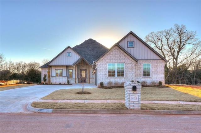 19813 Rambling Creek Dr Drive, Edmond, OK 73012 (MLS #861891) :: Homestead & Co