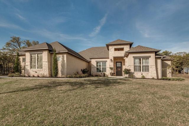 8300 Chantel Drive, Choctaw, OK 73020 (MLS #861920) :: Homestead & Co