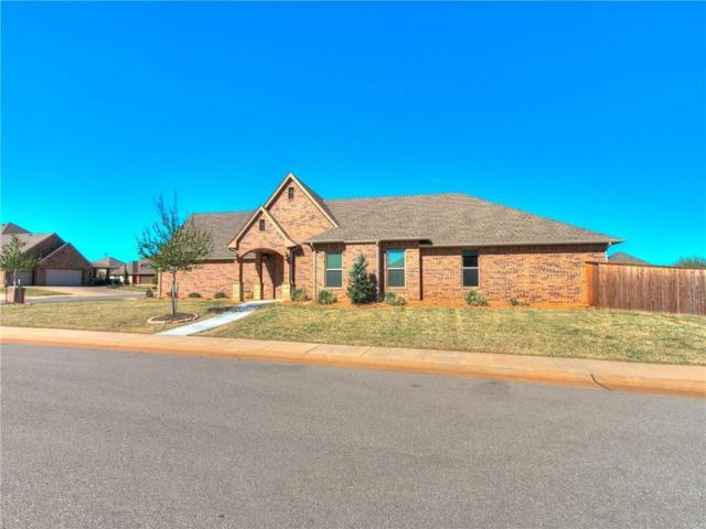 8409 NW 126 Street, Oklahoma City, OK 73142 (MLS #861932) :: Homestead & Co