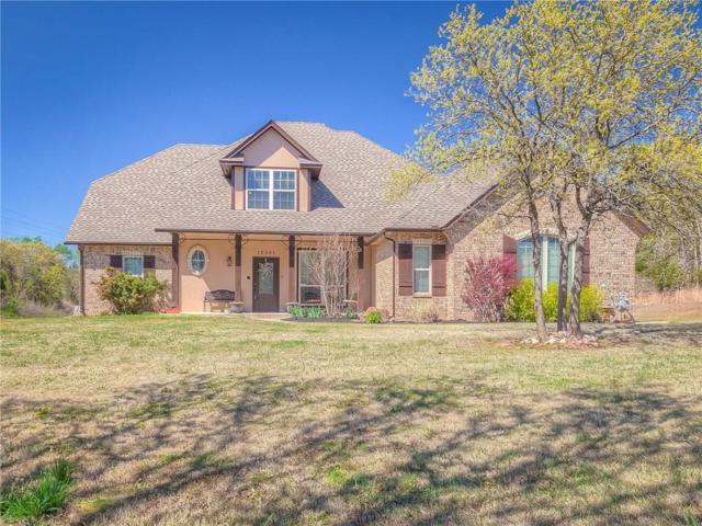 12501 SE 29th Street, Choctaw, OK 73020 (MLS #861938) :: Homestead & Co