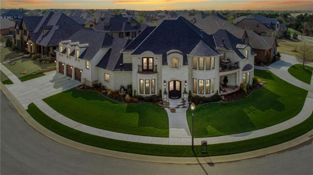 13112 Canyon Lakes Drive, Oklahoma City, OK 73142 (MLS #861959) :: Homestead & Co