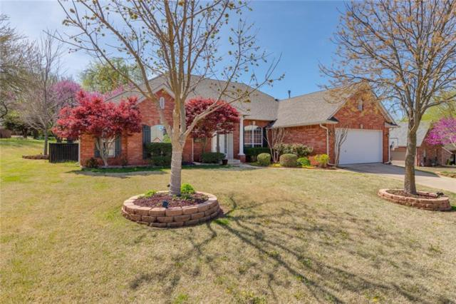 804 Carrie Court, Purcell, OK 73080 (MLS #861989) :: Erhardt Group at Keller Williams Mulinix OKC