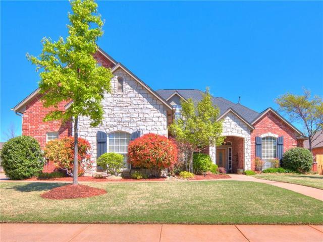 409 NW 147th Terrace, Edmond, OK 73013 (MLS #862009) :: Homestead & Co