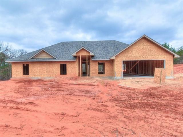 20877 Jaimie Drive, Harrah, OK 73045 (MLS #862026) :: KING Real Estate Group
