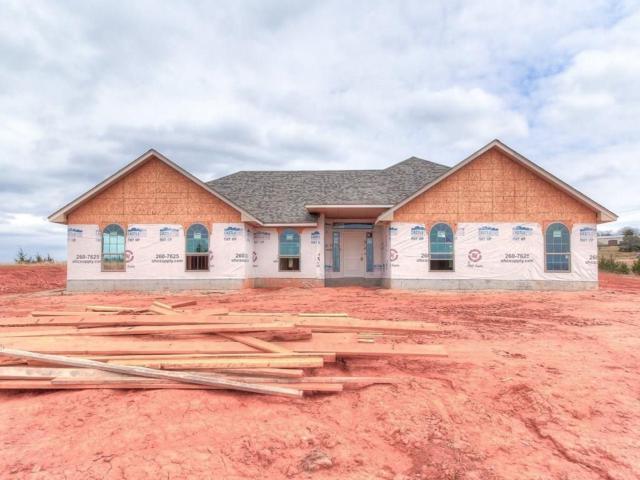 9944 Oak Pond, Harrah, OK 73045 (MLS #862034) :: KING Real Estate Group