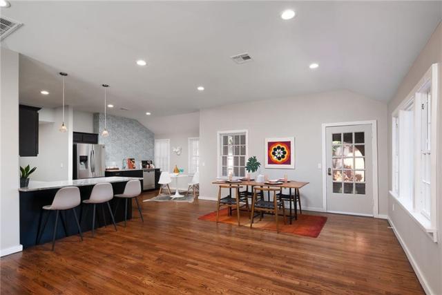 622 NW 28th Street, Oklahoma City, OK 73103 (MLS #862049) :: Homestead & Co
