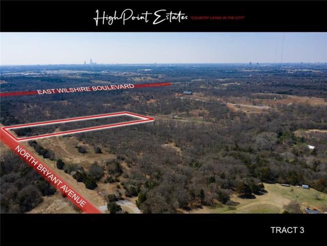 2601 E Wilshire Tract 3 Boulevard, Oklahoma City, OK 73131 (MLS #862066) :: Homestead & Co