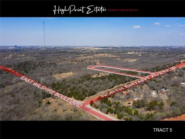 2601 E Wilshire Tract 5 Boulevard, Oklahoma City, OK 73131 (MLS #862068) :: Homestead & Co