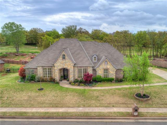 3216 York Drive, Edmond, OK 73034 (MLS #862077) :: KING Real Estate Group