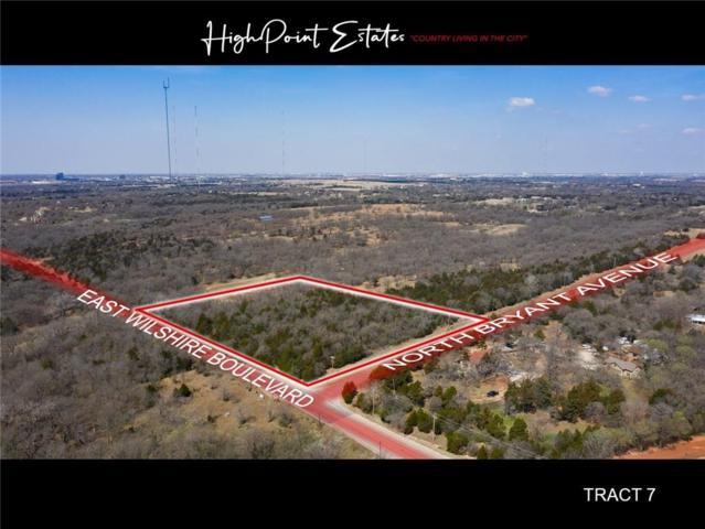 2601 E Wilshire Tract 7 Boulevard, Oklahoma City, OK 73131 (MLS #862083) :: Homestead & Co