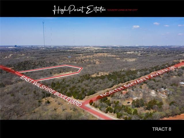 2601 E Wilshire Tract 8 Boulevard, Oklahoma City, OK 73131 (MLS #862084) :: Homestead & Co