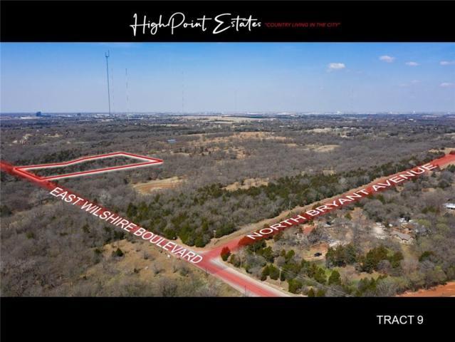 2601 E Wilshire Tract 9 Boulevard, Oklahoma City, OK 73131 (MLS #862085) :: Homestead & Co