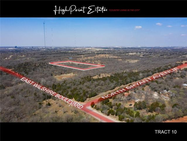 2601 E Wilshire Tract 10 Boulevard, Oklahoma City, OK 73131 (MLS #862087) :: Homestead & Co