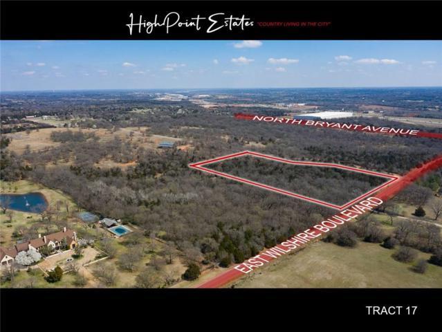 2601 E Wilshire Tract 17 Boulevard, Oklahoma City, OK 73131 (MLS #862093) :: Homestead & Co