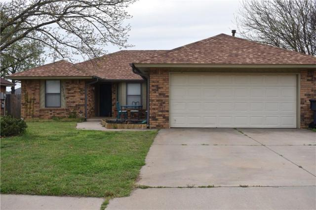 13101 S Robinson Avenue, Oklahoma City, OK 73170 (MLS #862173) :: Erhardt Group at Keller Williams Mulinix OKC