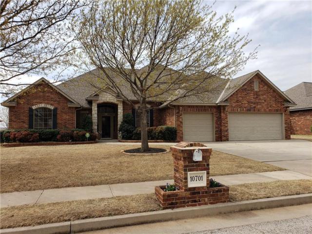 10701 Fairway Avenue, Oklahoma City, OK 73170 (MLS #862206) :: Homestead & Co